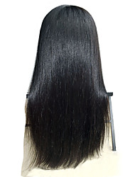 8A Full Lace Human Hair Wigs for Black Women Glueless Full Lace Wigs Brazilian Virgin Hair Straight human hair wigs