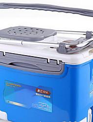 Fishing Tackle Box Tackle Box Waterproof 1 Tray*#*38 Plastic