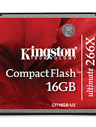 Kingston 16GB Compact Flash  tarjeta CF tarjeta de memoria Ultimate 266x