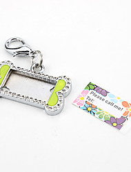 Pet name brand name  Tag