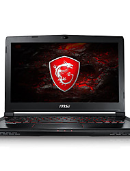 MSI Ноутбук 14 дюймов Intel i7 Quad Core 8GB RAM 1TB 128GB SSD жесткий диск Windows 10 GTX1060 6GB