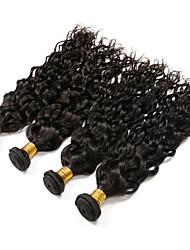 Tissages de cheveux humains Cheveux Vietnamiens Ondulation 12 mois 4 Pièces tissages de cheveux