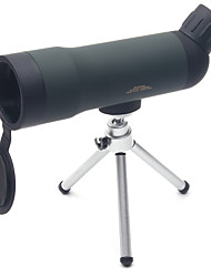 8X50 mm Monocular Visão Nocturna Alta Definição Observação de Pássaros BAK7 Revestimento Múltiplo 153m/1000m