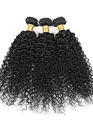 Cheap Brazilian Kinky Curly Virgin Hair Bundles 3Pcs Afro Kiny Curly HairUnprocessed Virgin Brazilian Kinky Curly Hair Bundles