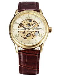 Homens Relógio Esportivo Relógio Elegante Relógio de Moda relógio mecânico Automático - da corda automáticamente Calendário Mostrador