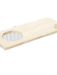 Chinchillas Bedding & Litter Wood Beige