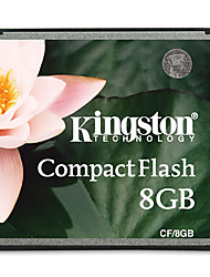 Kingston 8GB Compact Flash  tarjeta CF tarjeta de memoria 133X