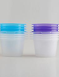 4 Cocina Plástico Fiambreras