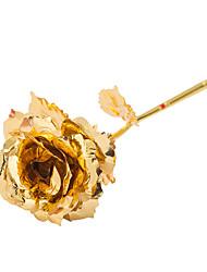 1 Ast Kunststoff Rosen Künstliche Blumen 25*10*5