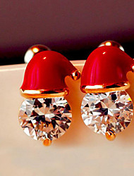 Wedding Christmas Stud Earrings