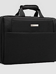 Unisex Laptop Bag Nylon All Seasons Office & Career Zipper Black Purple Coffee