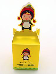 рождества яблока упаковки подарка коробки