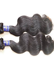 unprocessed virgin peruvian body wave hair 2bundles 200g lot full weaves top 10a grade quality natural color texture free tangles