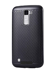 Для Защита от пыли Кейс для Задняя крышка Кейс для Один цвет Твердый PC для LG LG K10 LG K8 LG K5 LG G5 LG V20 LG X Power