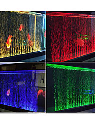 Aquarium LED Lighting Multicolored Remote Control LED Lamp 220V