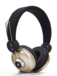 JKR 115 Headphone Stereo Sound with Microphone Compatible with Cell phones and Computers