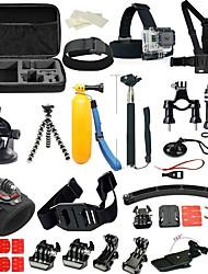 Accessoires pour GoPro,Etui de protection Monopied Trépied Sacs Vis Buoy Grande Fixation Ventouse Caméra Sportive Fixations Adhésives /