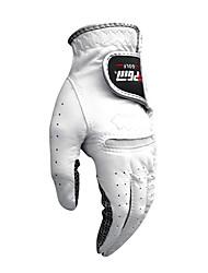 Овчина мужские перчатки гольф