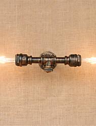 AC 220-240 80 e27 деревенский / домик живопись функция для лампочки включены, окружающее освещение настенные бра настенный светильник