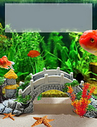 Décoration d'aquarium Ornements Roches résine