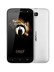 "ULEFONE U007 5.0 "" Android 6.0 3G Smartphone (Dual SIM Quad Core 8 MP 1GB + 8 GB Black / White)"