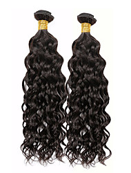 Tissages de cheveux humains Cheveux Vietnamiens Ondulation 12 mois tissages de cheveux