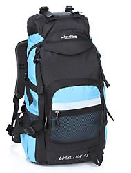 45 L рюкзак Охота Восхождение Спорт в свободное время Велосипедный спорт/Велоспорт Для школы Отдых и туризм Путешествия