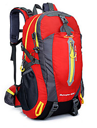 40 L sac à dos Sac à Dos de Randonnée Camping & Randonnée Escalade Sport de détente Chasse Voyage Cyclisme/Vélo EcoleExtérieur