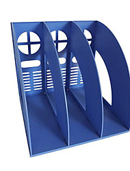 Datei-Rack Bürobedarf drei Rasterdatenrahmen Spalte drei
