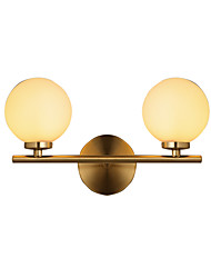 Maishang Wall Lamp  Modern/Contemporary Bronze Feature for Mini StyleUplight Wall Sconces Wall Light