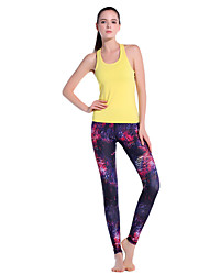 Sports®Yoga Tops Comfortable High Elasticity Sports Wear Yoga Women's