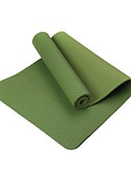 TPE Yoga Mats Ecológico Sem Cheiros 4.0 mm Verde Other