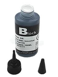 для HP / Canon / принтер чернила Epson (одна бутылка / черный)