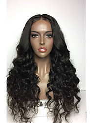 Brazilian Glueless Full Lace Wig For Black Women 8A Grade Virgin Body Wave Full Lace Human Hair Wig