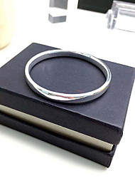 Bracelet Sterling Silver Fashion Gift Jewelry Gift Silver1pc