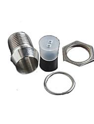 3mm a mené la lumière fixe support de lampe espacement des colonnes d'isolement de l'ombre (5pcs)