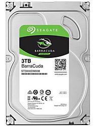 Seagate 3TB Desktop Hard Disk Drive 7200rpm SATA 3.0 (6Gb / s) 64MB nascondiglioST3000DM008