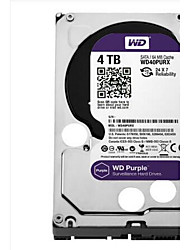 WD 4TB Área de trabalho do disco rígido SATA 3.0 (6Gb / s) 64MB esconderijoWD40PURX
