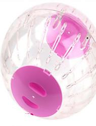 Грызуны Кролики Шиншиллы Колесо для упражнений Пластик Синий Розовый