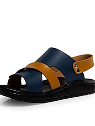 Boy's Sandals Comfort PU Casual Blue