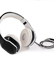 KEEKA Y-4 Headphones (Headband)ForMedia Player/Tablet Mobile Phone ComputerWithWith Microphone DJ Volume Control FM Radio Gaming Sports