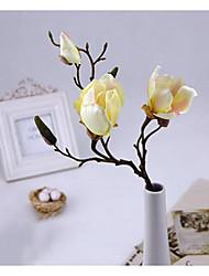 1 Ramo Tessuto sintetico Orchidee Fiori da tavolo Fiori Artificiali 50