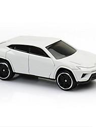 Race Car Toys 1:60 Metal Plastic White