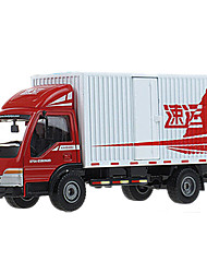 Truck Toys 1:50 Metal ABS Plastic Red