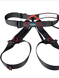 Hinda outdoor climbing belt downhill equipment seat belts half-length high-altitude seat belt safety belt safety trousers