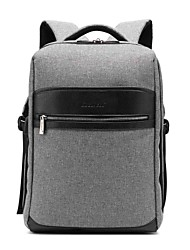 15,6-дюймовый костюм материал большой емкости рюкзак для Dell / HP / LENOVO ноутбук и т.д.