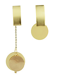 Gold Color Drog  Earrings For Women