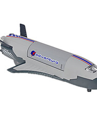 Planes & Helicopters Push & Pull Toys 1:10 Metal White Blue Gray