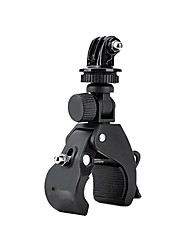 TELESIN Camera Handlebar Seatpost Clamp Roll Bar Mount Mounting Adapter for GoPro Hero