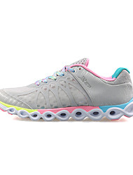 X-tep Sneakers Women's Wearproof Outdoor Low-Top Rubber Perforated EVA Running/Jogging